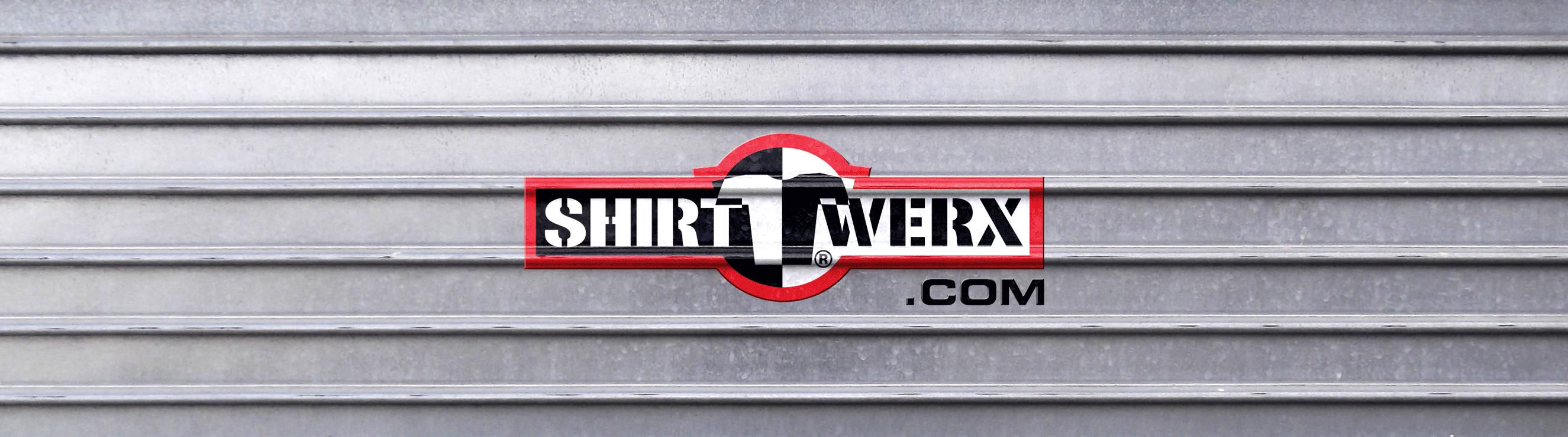 Shirtwerx-Slider-Garage-Door