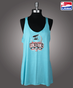 IJSBA14101-WF-Logo-ladies-tank-tahiti-blue-front