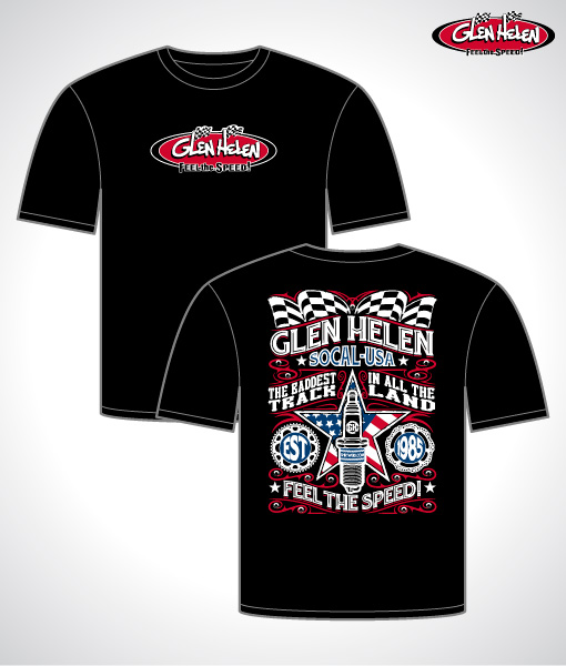 GH15108-Badland-Tee-FRONT-AND-BACK-BLACK