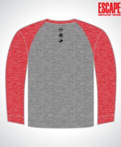 EFAT15121-College-Sweatshirt-Mens-Scarlett-Gray-Back