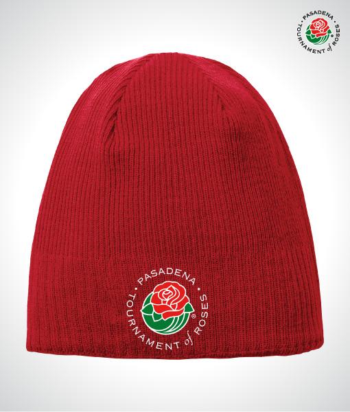 TOR1610-Logo-Beanie-RED