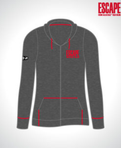 EFAT1633-Ladies-Zip-Hoodie-GRAY-RED