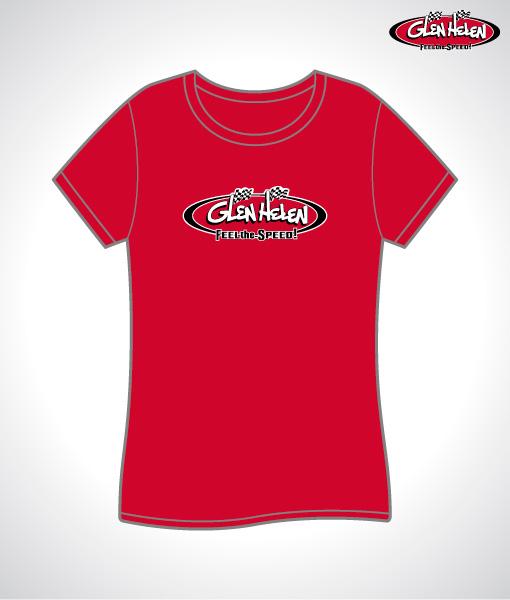 GH1626-Ladies-Logo-Tee-RED