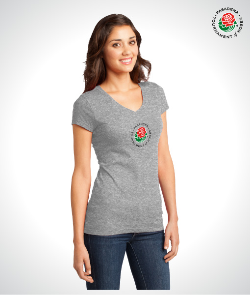 tor1626-ladies-logo-v-neck-light-heather-front