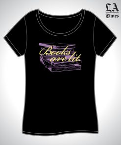 LAT1750-FOB-Ladies-Books-Are-Lit-Tee-BLACK-FRONT