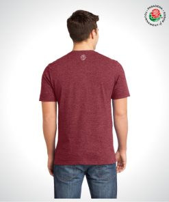 TOR1625-Mens-Logo-Tee-HEATHERED-RED-BACK